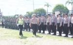 110 Personel Gabungan Diterjunkan Amankan Lebaran di Kapuas
