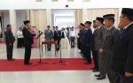 Bupati Sukamara Lantik 15 Pejabat Tinggi Pratama dan Administrator