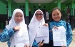 Satu Siswa SMPN 1 Kuala Pembuang Tidak Lulus