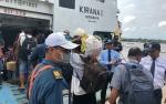 Dapat Dispensasi, KM Kirana I Angkut 875 Penumpang