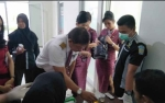 Kru Pesawat di Bandara Tjilik Riwut Dites Urine
