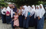 11 Siswa SMP di Sukamara Tidak Lulus