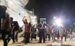 H-6 Idulfitri, 6.000 Pemudik telah Berangkat dari Pelabuhan Kumai