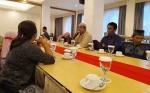 Keluarga Besar Borneonews dan Palangka Post Buka Puasa Bersama