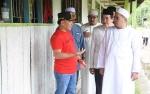 Gubernur Kalteng Kunjungi Pondok Pesantren Darul Amin Sampit