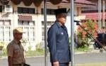 Wakil Bupati Barito Timur Pimpin Upacara Peringatan Hari Lahir Pancasila