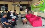 Kapolsek Pahandut Pamitan di Penghujung Bulan Ramadan