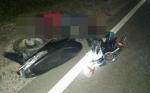 Kecelakaan Tunggal di Jalan Jenderal Sudirman Renggut Nyawa Seorang Pengendara