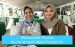 Ini Video Wawancara Khusus dengan Hj Nuriyah Soal Acara Buka Puasa Bersama