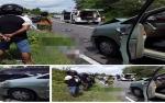 Kecelakaan Maut di Katingan, Pengemudi Motor Meninggal