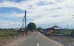 Masyarakat Dukung Pembangunan Jembatan Pile Slab Bukit Rawi