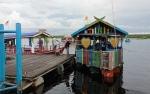 Jalur Mudik Lebaran Banyak Destinasi Wisata di Kalimantan Tengah