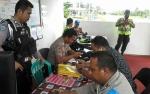 H - 1 Idul Fitti Jalan Trans Kalimantan di Katingan Lengang