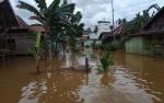 Tumbang Samba Katingan Kembali Diterjang Banjir