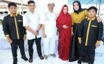 Wakil Bupati Seruyan Bersilaturahmi dengan Masyarakat melalui Open House