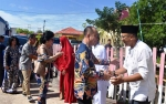 Bupati Kapuas Pimpin Safari Idul Fitri