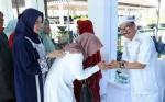 Ratusan Masyarakat Hadiri Open House Bupati Seruyan