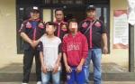 Dua Pembunuh Tukang Sayur di Murung Raya Menyerahkan Diri
