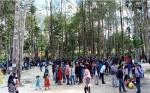 Sempat Beredar Hoax Hiburan Artis Jakarta, Hutan Pinus dan Taman Celosia Tetap Dipadati Pengunjung