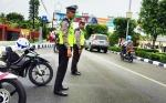 Tidak Ada Kecelakaan Lalu Lintas Selama Operasi Ketupat Telabang 2019