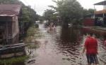 Wilayah Hilir Katingan Juga Diterjang Banjir