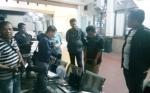 Polisi Amankan Barang Bukti Pencurian di Mes Mahasiswa