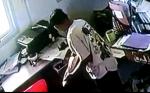 Belum Jelas Identitas Maling Terekam CCTV Curi Uang Rp 2,5 Juta Milik Pondok Pesantren