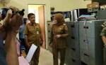 Wakil Bupati Seruyan: Jangan Sampai Kinerja Tercoreng Karena Kehadiran ASN Minim