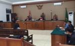 Sidang Yantenglie Ditunda Karena Surat Tugas Tidak Sesuai