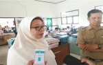 Hari Pertama 172 Calon Siswa Daftar Online ke SMAN 1 Kuala Pembuang
