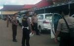 Terduga Teroris Dibawa dari Polres Gunung Mas ke Polda Kalteng