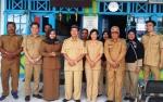 Camat Kapuas Kuala Sambut Baik Kunjungan Wakil Bupati
