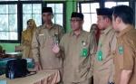 Kepala Kemenag Kapuas Kunjungi Madrasah Pastikan Proses Belajar Berjalan