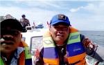 Kasat Polair Polres Seruyan Imbau Nelayan Waspada Tinggi Gelombang Capai 2 Meter