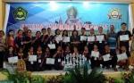 Kontingen Kapuas Raih Delapan Juara pada Seleksi Jambore Pasraman IV Tingkat Provinsi