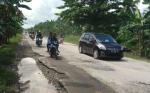 Camat Teluk Sampit Harapkan Perbaikan Jalur Sampit - Ujung Pandaran Dipercepat