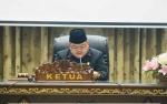 Ketua DPRD Harapkan Tiga Raperda Selesai Akhir Bulan