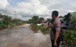 Polsek Tasik Payawan dan Kamipang juga Patroli Pantau Banjir