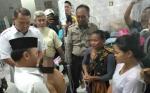 Gubernur Kalimantan Tengah Tinjau Pasien Kelainan Otak dan Tumor Leher Ganas