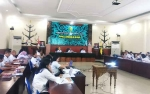 Pemko Palangka Raya Gelar Rapat Evaluasi Penyerapan Anggaran