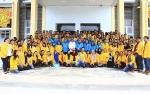 792 Mahasiswa Universitas Palangka Raya KKN ke Pulang Pisau