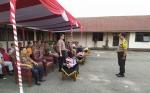 Wakapolres Barito Selatan Pimpin Apel Konsolidasi Operasi Ketupat Telabang