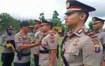 Kasat dan Kapolsek Jajaran Polres Barito Timur Berganti