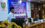 Sekda Kalteng Buka Rapat Tim Evaluasi dan Pengawasan Realisasi Anggaran