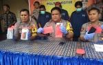 Polisi Juga Tangkap 2 Penadah Telepon Genggam Hasil Curian
