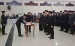 Bupati Murung Raya Lantik 318 Pejabat Eselon