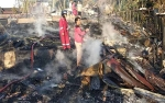 Kerugian Kebakaran di Desa Mangkahui Capai Rp 4 Miliar