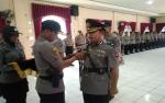 Kompol Donal Harianja Jabat Wakapolres Barito Timur