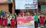 Polsek Kurun Gencar Sosialisasikan Saber Pungli ke Sekolah