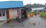 Inilah Video 55 Rumah di Desa Ujung Pandaran Terendam Banjir
